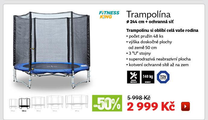 Trampolína 244 cm