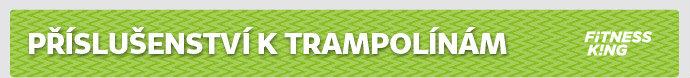 Příslušenství k trampolínám