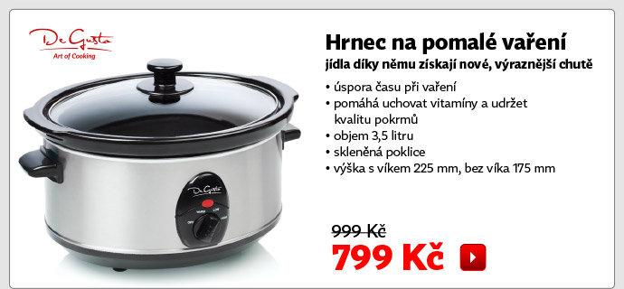 Hrnec na pomalé vaření WSH-SC350