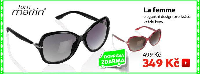 Polarizační brýle Tom Martin La Femme