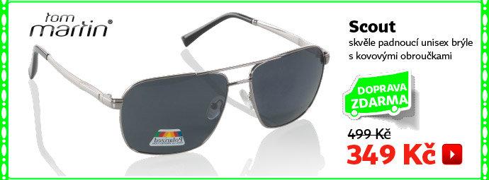 Polarizační brýle Tom Martin Scout