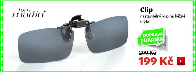 Polarizační brýle Tom Martin Clip