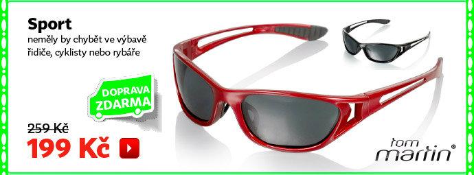 Polarizační brýle Tom Martin Sport