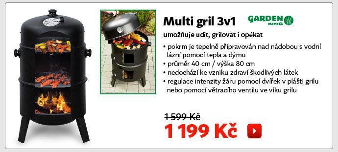 Multi gril Garden