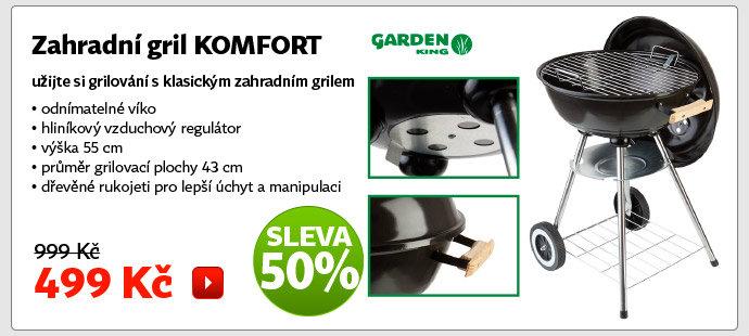 Zahradní gril Garden Komfort