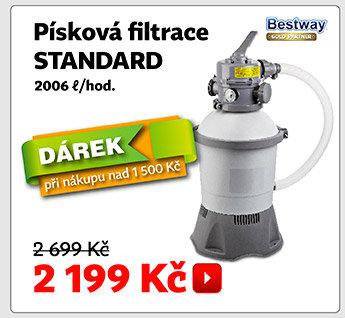 Písková filtrace Bestway Standard