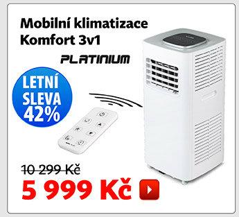 Mobilní klimatizace Platinum Komfort