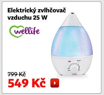 Wellife elektrický zvlhčovač vzduchu