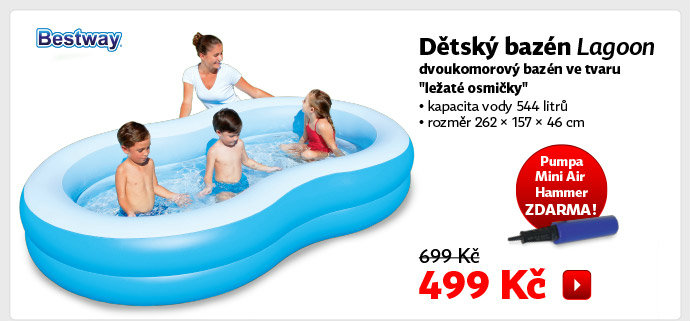Dětský bazén Bestway Lagoon