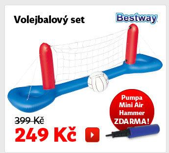 Set na volejbal nafukovací Bestway