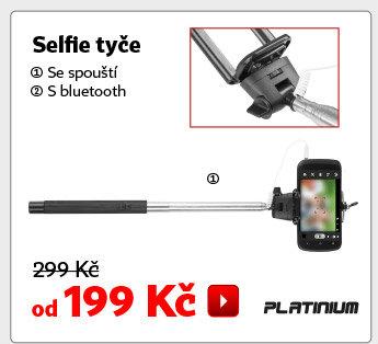 Selfie tyč Platinum