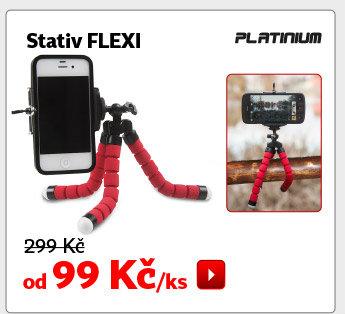 Stativ Platinum Flexi