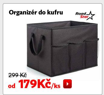 Organizér do kufru Road Star