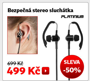 Sluchátka Platinum