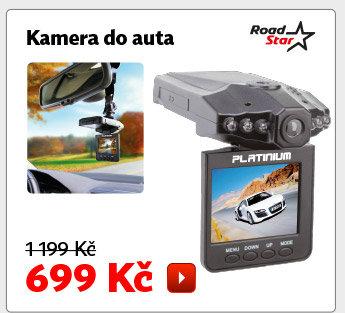 Kamera do auta Road Star