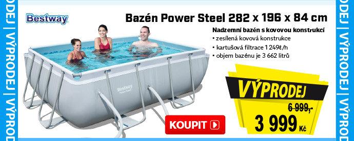 Bazén Bestway Power Steel