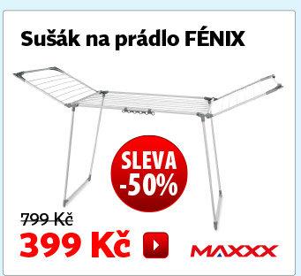 Sušák na prádlo Maxxx Fénix